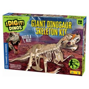 giant dino skeleton