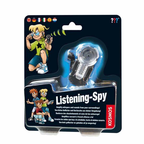 listening spy