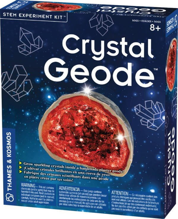 spark crystal geode