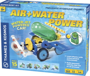 air water power