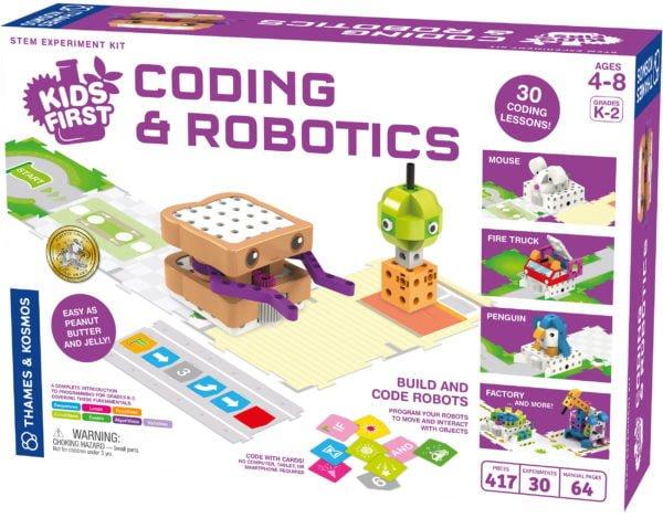 coding robotics