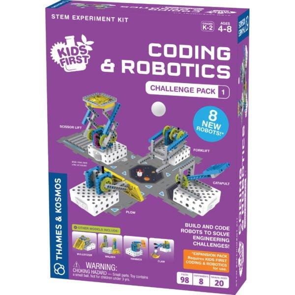 Coding and Robotics Challenge
