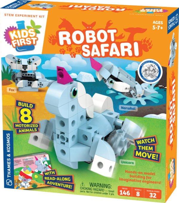 robot safari