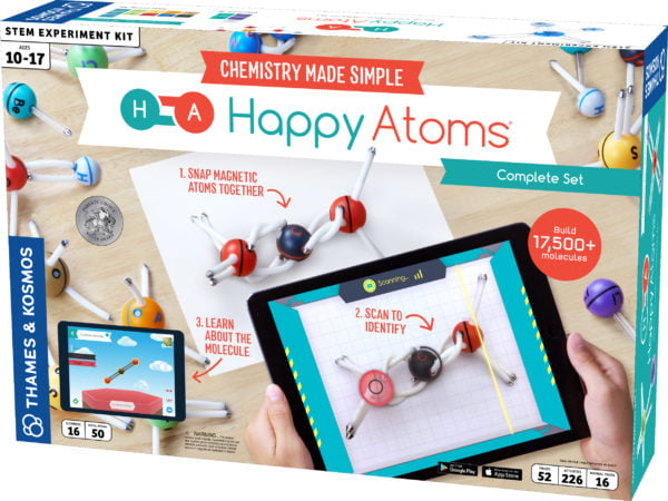 happy atoms complete