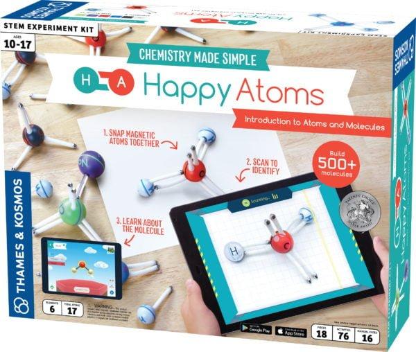 happy atoms intro