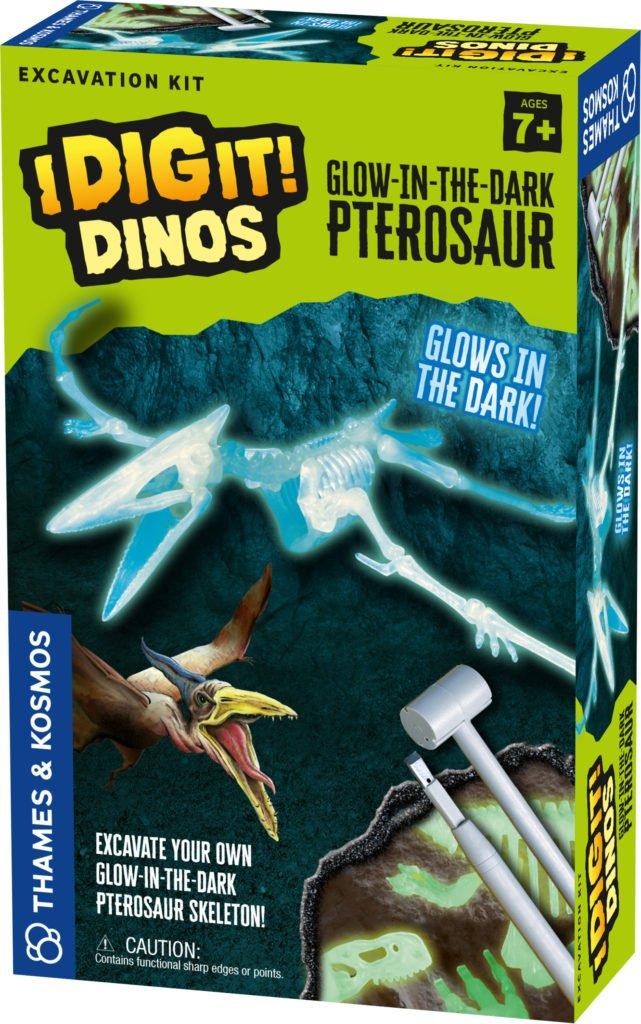 pterosaur glow dark
