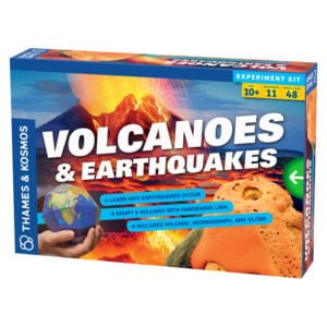 volcanoes earthquake