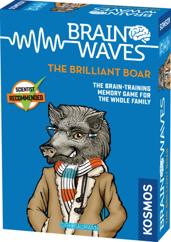 brainwaves boar