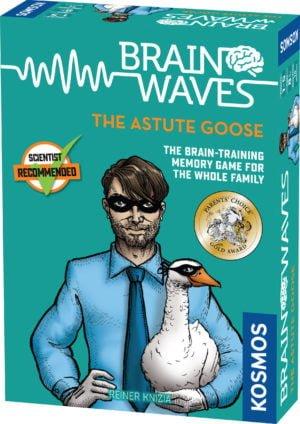 brainwaves astute goose