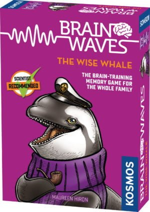 brainwaves wise whale