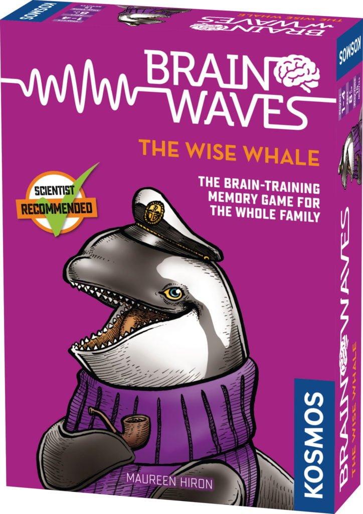 brainwaves wise whale