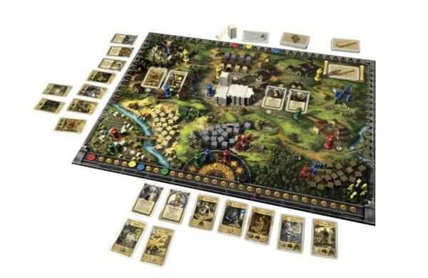 gameplay Pillars of EArth