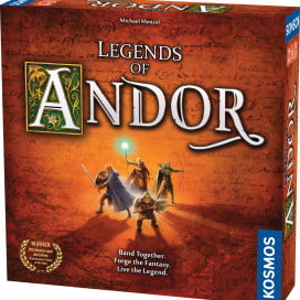 legends andor