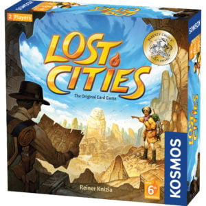 lost cities card
