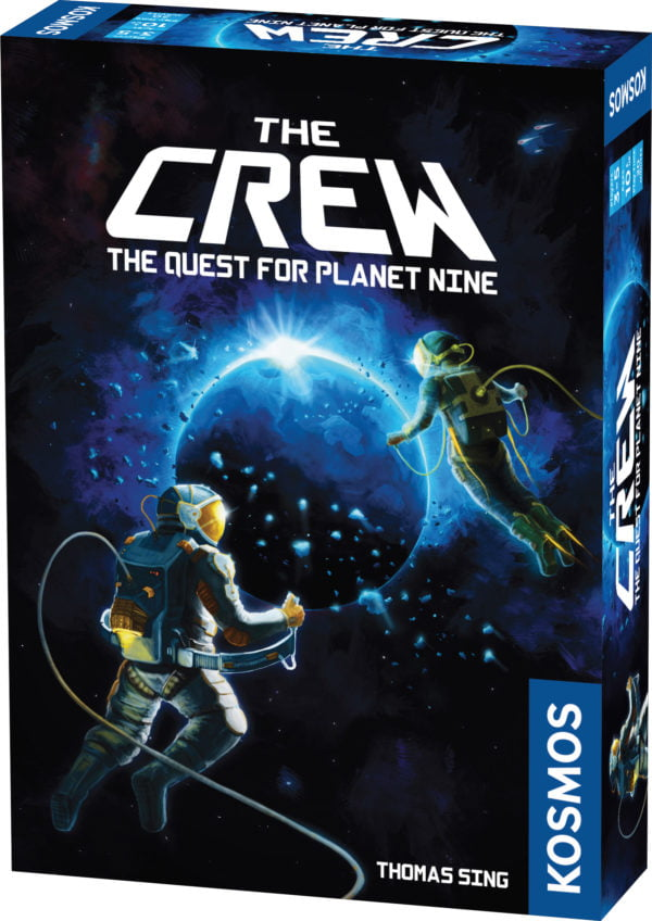 Crew Quest Planet Nine