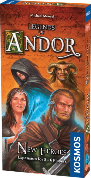 andor new heroes