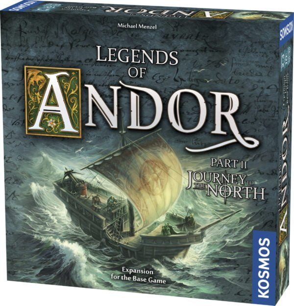 andor journey north