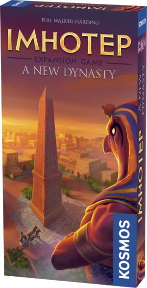 Imhotep Dynasty Expansion Box
