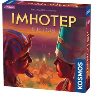 Imhotep The Duel Outer box