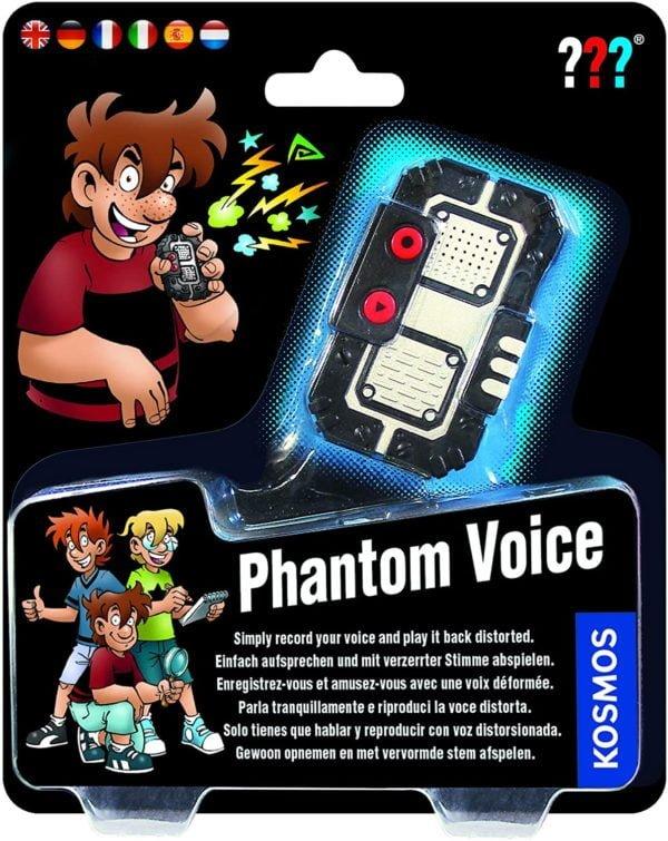 phantom voice changer