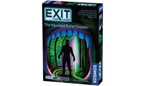 haunted rollercoaster roller