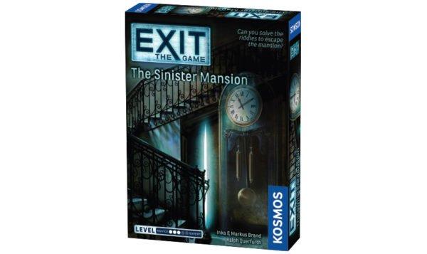 sinister mansion