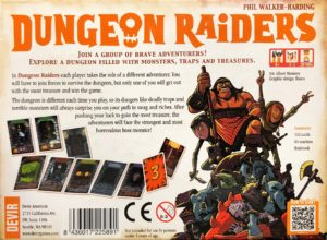 dungeon raiders back