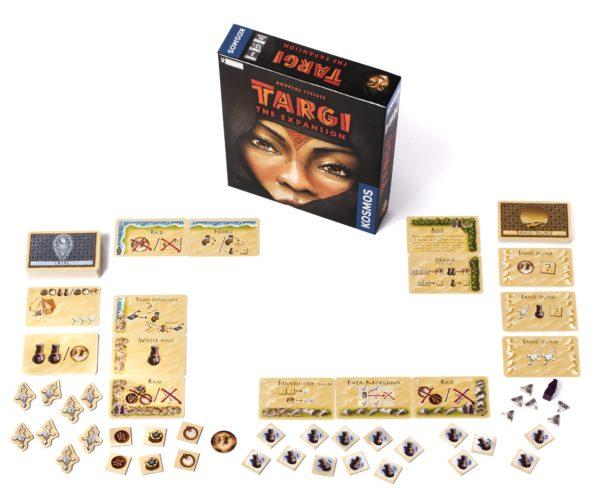 targi exp contents