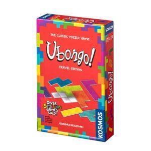 ubongo travel front