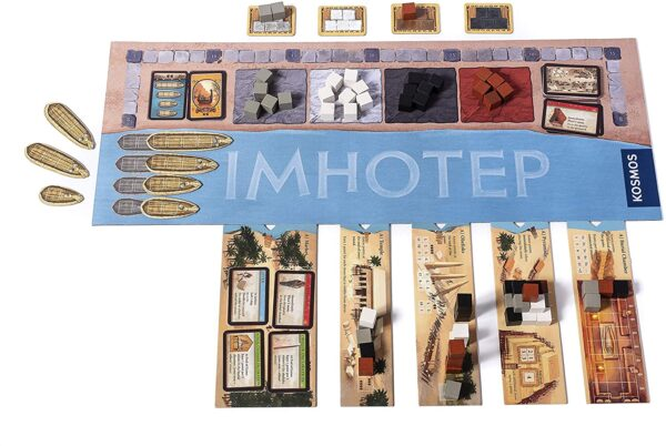 imhotep playmat