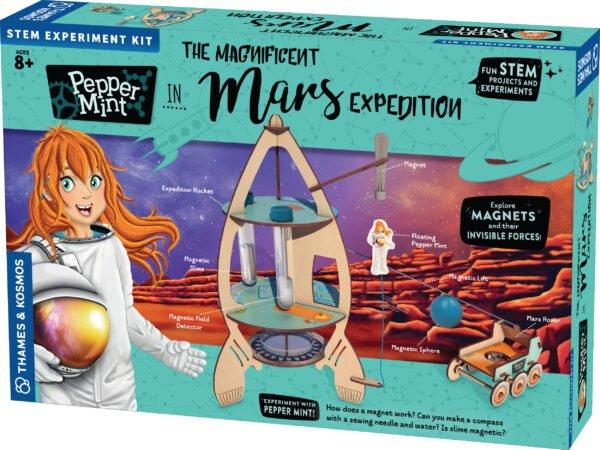 Pepper Mint Mars