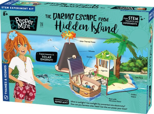 Pepper Mint Hidden Island