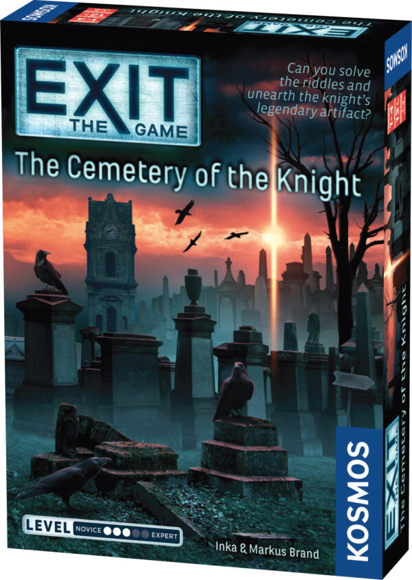 Exit Cemetery of the Knight