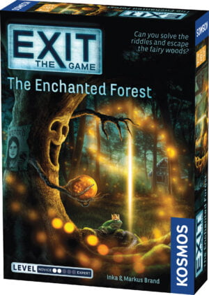 Exit the enchanted forest