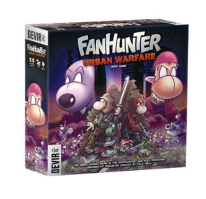fanhunter urban box front