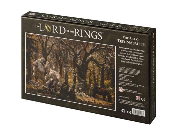 Lord of the Rings jigsaw Trollshaws