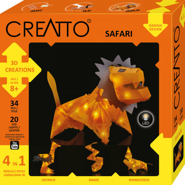 Creatto safari