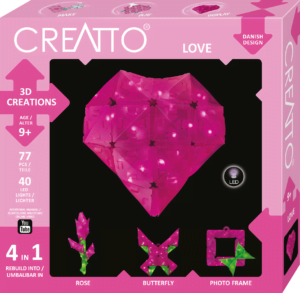 Creatto love sweetheart