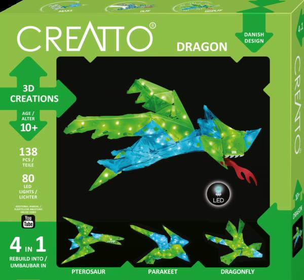 Creatto dragon