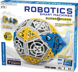 Robotics smart machines super sphere