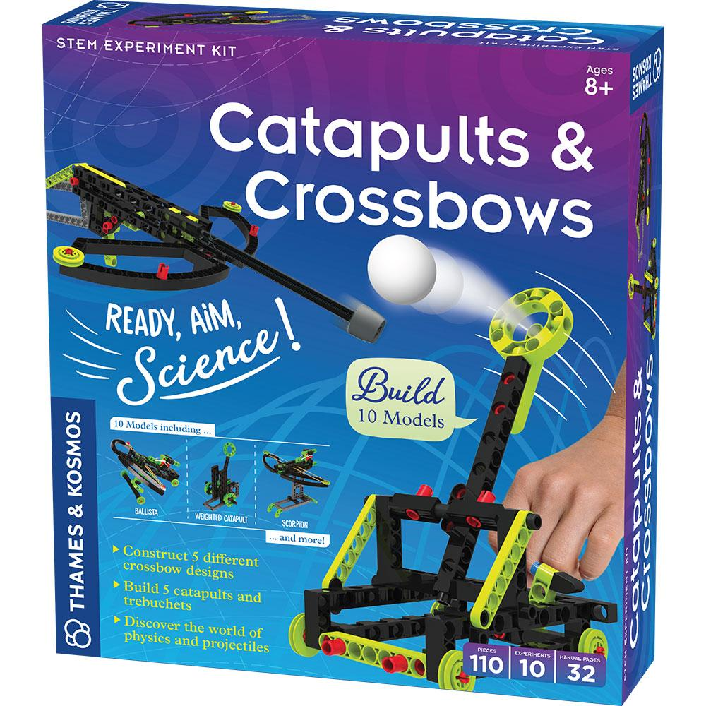 catapults and crossbows