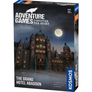 grand hotel abaddon adventure game