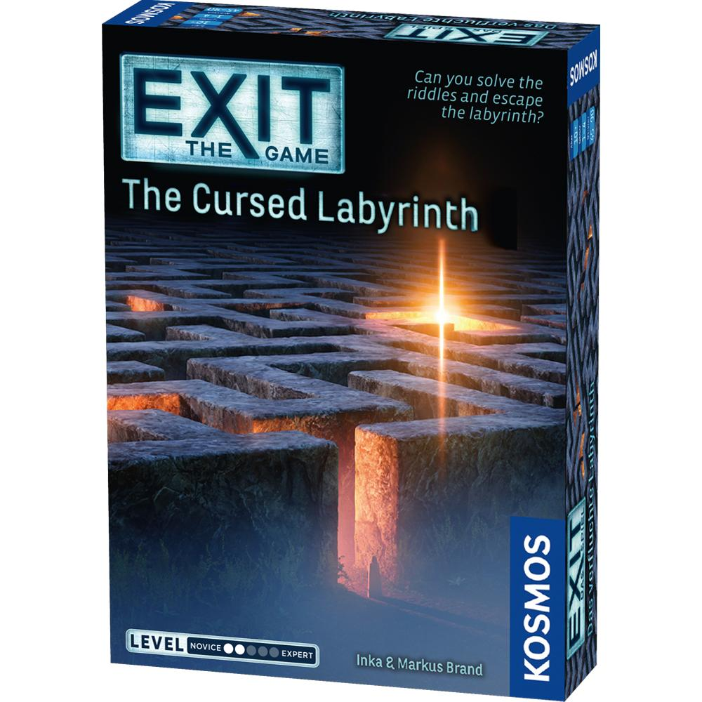 exit cursed labyrinth