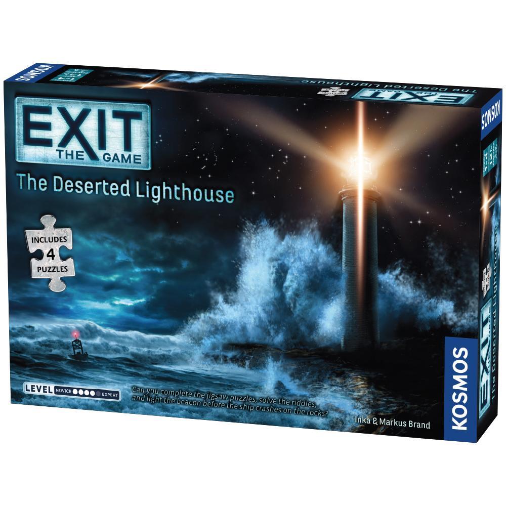 exit lighthouse puzzle