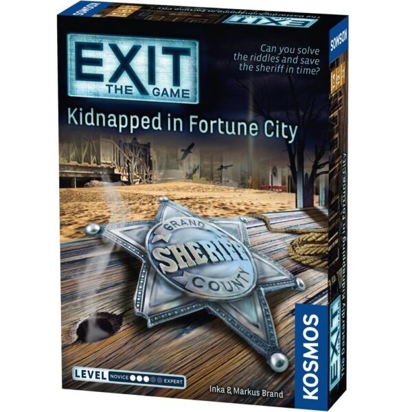 exit kidnapped fortune city