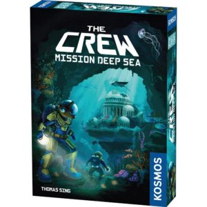 The crew mission deep sea