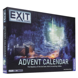 advent exit ice cave